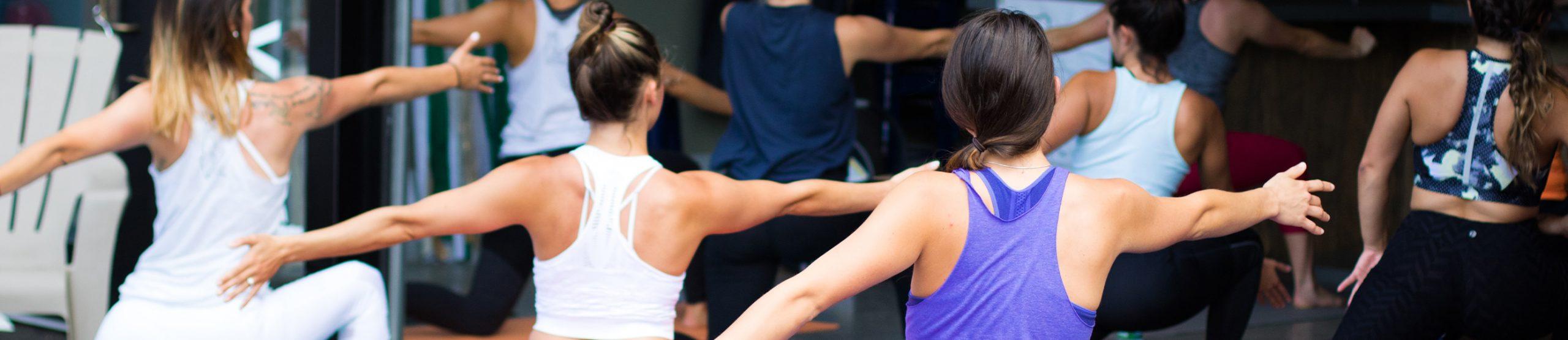 Fitness Studio Pavilion