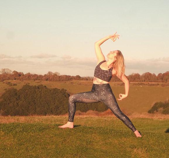 Samantha Hale Yoga Vinyasa